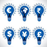 Currency symbol Royalty Free Stock Image
