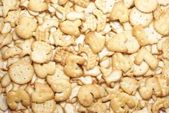 Different crackers Royalty Free Stock Image