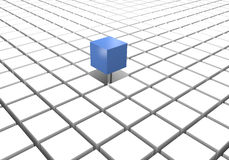 Different cube Stock Image
