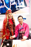 Different cultures at BIT 2012   Royalty Free Stock Photo
