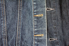 Different Denim Stock Images