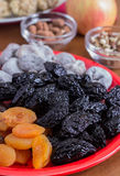 Different dried fruits Royalty Free Stock Photography