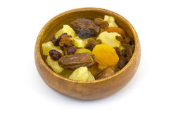 Different dried fruits Stock Photography