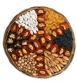 Different dried fruits Royalty Free Stock Images