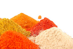 Different eastern spices Stock Image