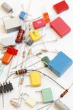 Different electronics Stock Photography