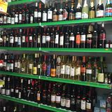 Different flavour of wine !!. Lovely Portuguese best wine Stock Photography