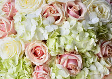 Floral texture background Royalty Free Stock Photos