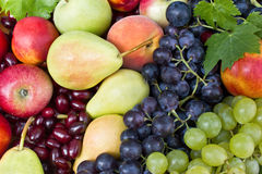 Different fresh fruit Royalty Free Stock Photos