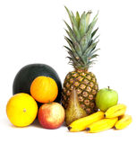 Different fruits Royalty Free Stock Photography