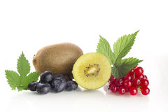 Different fruits Royalty Free Stock Images