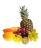 Different Fruits Composition Stock Images