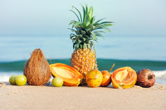 Different fruits Royalty Free Stock Image