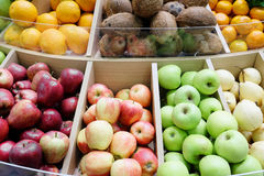 Different fruits Royalty Free Stock Photos