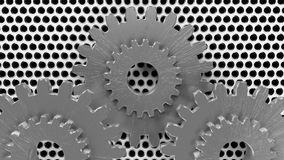 Different gears Stock Photography