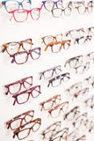 Different glasses Royalty Free Stock Images