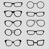 Different glasses Stock Photography