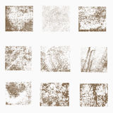 Different grunge frames vector Stock Photography