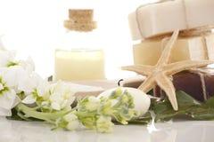 Handmade soaps Stock Image