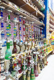 Different hookahs Royalty Free Stock Photography