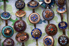 Different  icon and symbol , talisman  and charm beautifu Royalty Free Stock Photography