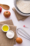 Different ingredients Royalty Free Stock Image