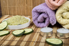 different items for Spa Stock Photography