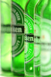 Different kinds of heineken Stock Photography