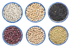 Different legume Stock Images