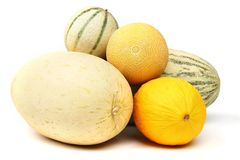 Different melon Stock Images
