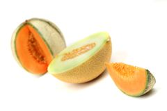 Different melon Stock Photography