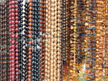Different necklace pattern royalty free stock photos