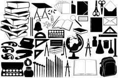 Different objects Royalty Free Stock Images