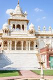 Different parts of  King's Memorials, Jaswant Thada Stock Images