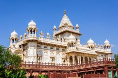 Different parts of  King's Memorials, Jaswant Thada Stock Photography