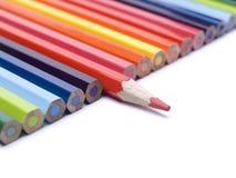 Different pencil Stock Photo