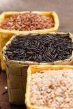 Different rice Stock Photos