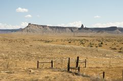 Rock Formations and Grasslands Stock Photos