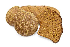 Different rye bread Stock Photos