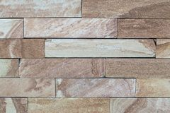 Different samples of facing tiles royalty free stock photos