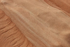 Different Sands Royalty Free Stock Image