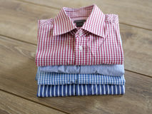 Different shirts Royalty Free Stock Images