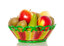 Different sorts of fruit Royalty Free Stock Images