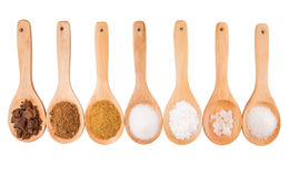 Different Sugar Variety VIII Stock Photo
