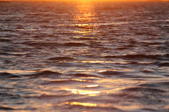 A different sunset Royalty Free Stock Photo