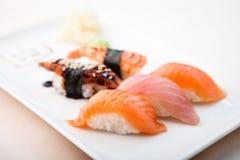 Different sushi set Stock Photo
