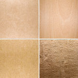 Different textures of wood Stock Images