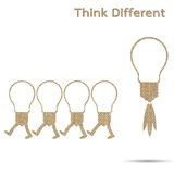 Different think Stock Images