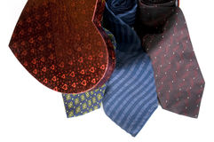 Different ties Stock Image