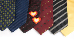 Different ties Stock Photos